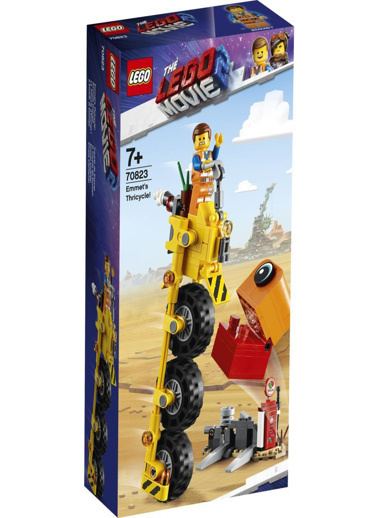 Lego Lego Movie 2 Emmets Thricycle 70823 Renkli